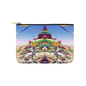 Tibetan Dreams Pouch, Carry-All Pouch - Viaggi By Jase King