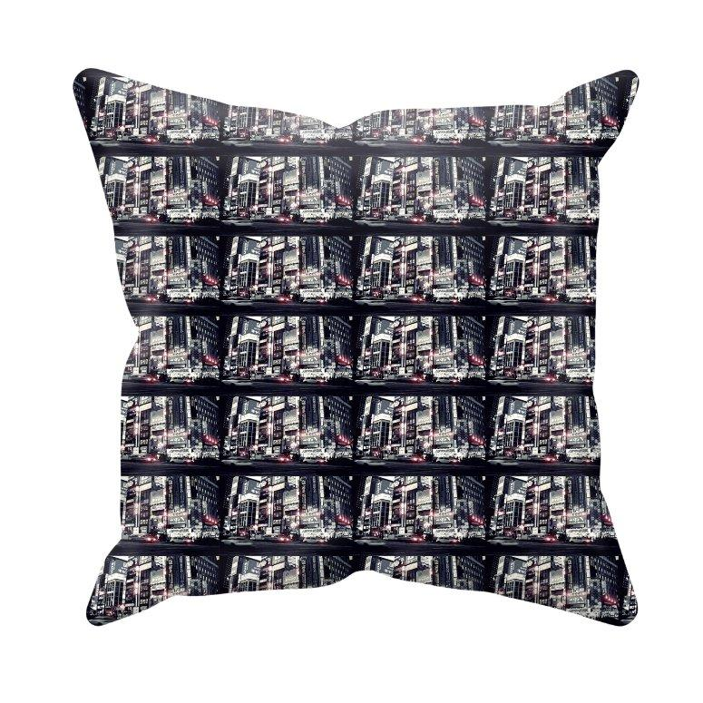 Tokyo Pulse Cushion Cover / Nara, Cushion Covers - Viaggi By Jase King