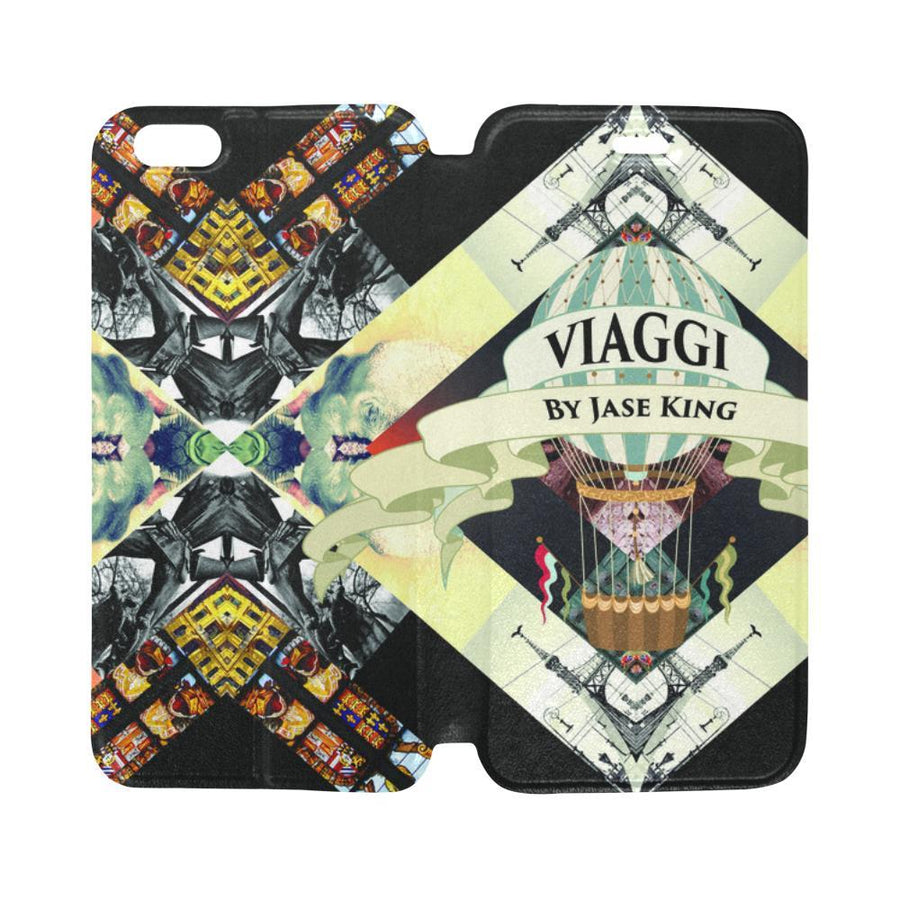 Wanderlust iPhone 6s/6s Plus Folio Case, Iphone Case - Viaggi By Jase King