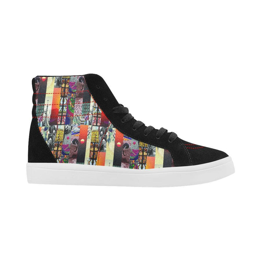 Wanderlust / Natsukashii High Tops, Natsukashii High Tops - Viaggi By Jase King