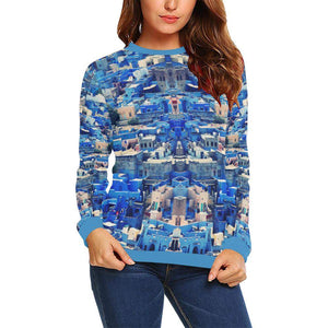 Neelo Boxy Cut Sweater, Crewneck Sweatshirt - Viaggi By Jase King