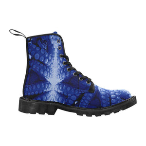 Blue Octopus Diaspora Boot, Diaspora Boot - Viaggi By Jase King