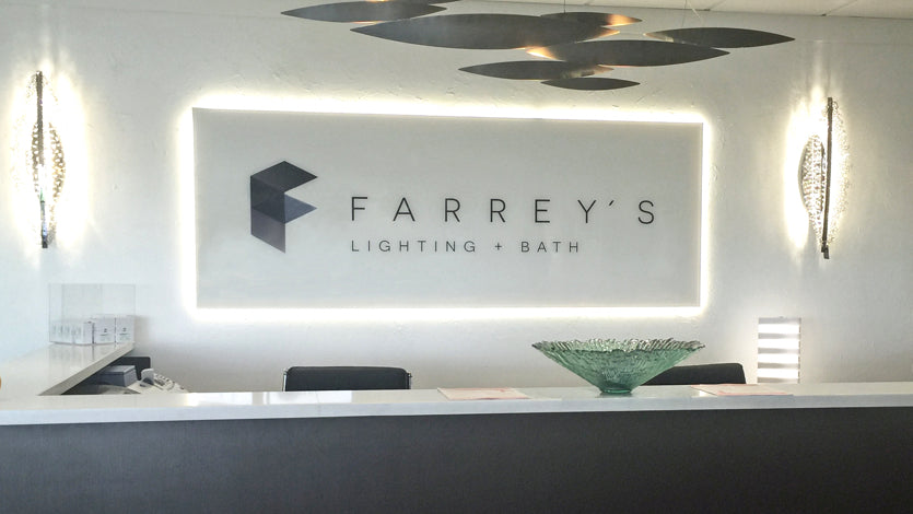 Founded in 1924 farreys is south floridas leading lighting and bath resource with an elevated attention to design and timeless detail for inspired
