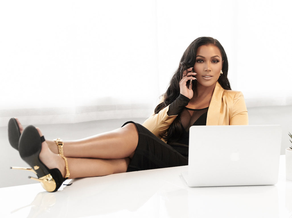 Getting a Patent Isn't Easy, Even For Influencer Shantel Jackson