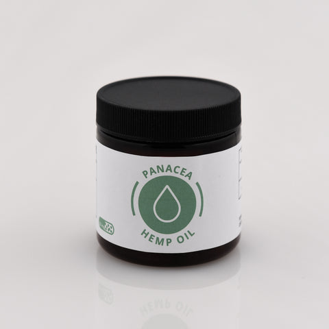 Organic Panacea CBD Oil Derived From Hemp Capsules