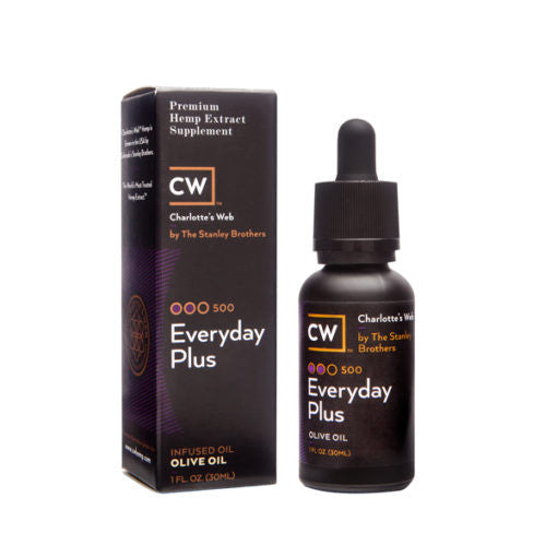 Charlotte's Web™ Everyday Plus Hemp Oil With CBD