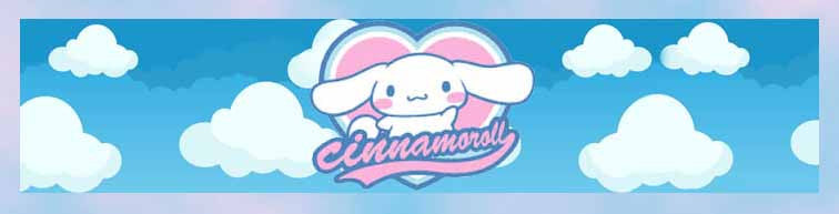 Cinnamaroll Flying Logo