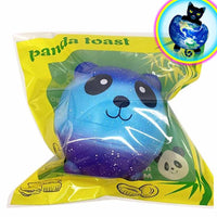 Galaxy Panda Squishies
