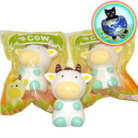 Areedy Cow Squishies