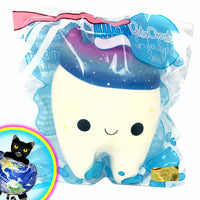 Cutie Creative Smile Bright Tooth Squishies