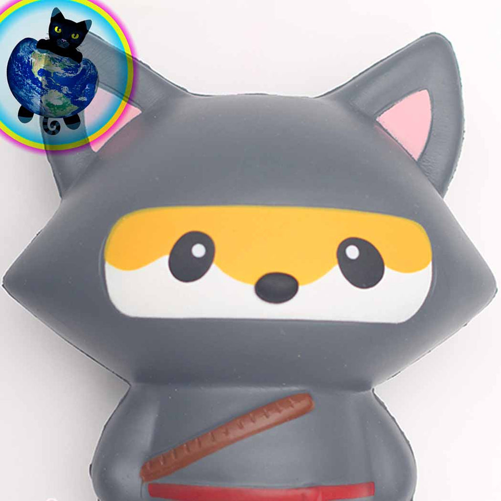 Fox Ninja Squishy