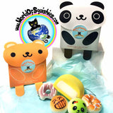 World of Squishies Mini Squishy Charm Gift Set