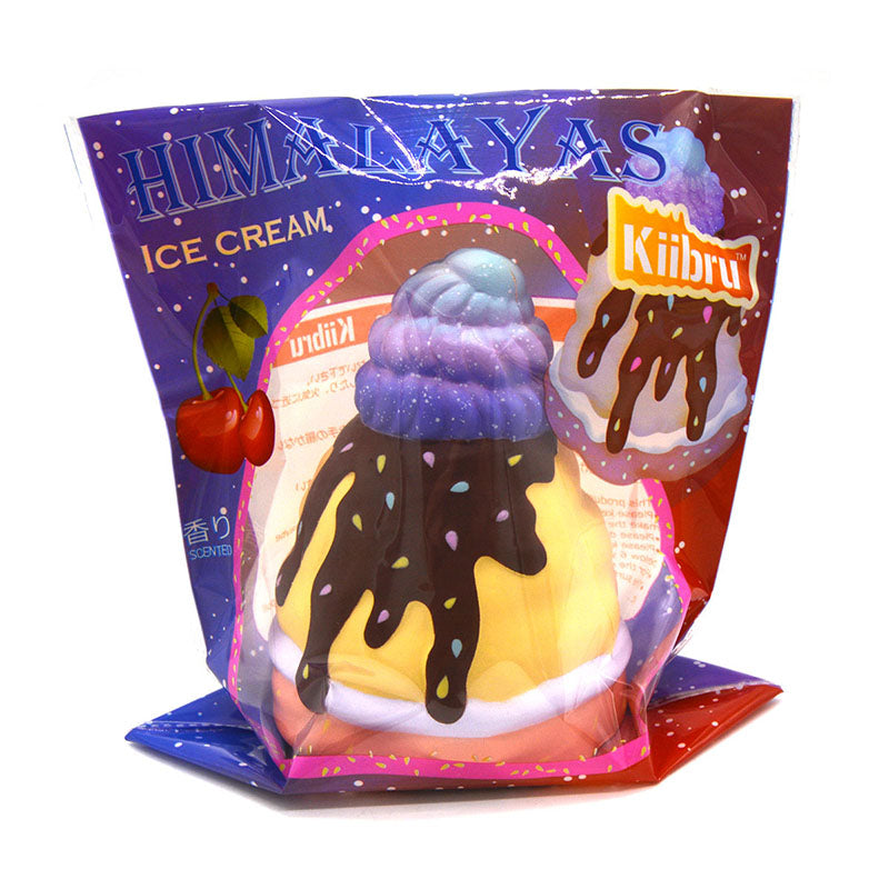 Kiibru Himalayas Ice Cream Squishy