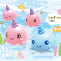iBloom Millie and Billie the Whale Squishies