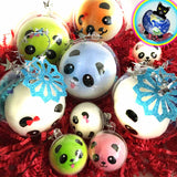Squishy Christmas Balls
