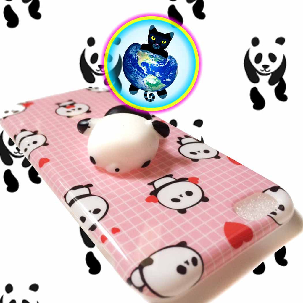 Squishy Bread Iphone 6 Case : Kawaii Panda Squishy iPhone 6/6S Case