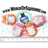iBloom Pom Pom Hamsters sleepy poco smily Poco sleepy momo and smily momo at World Of Squishies
