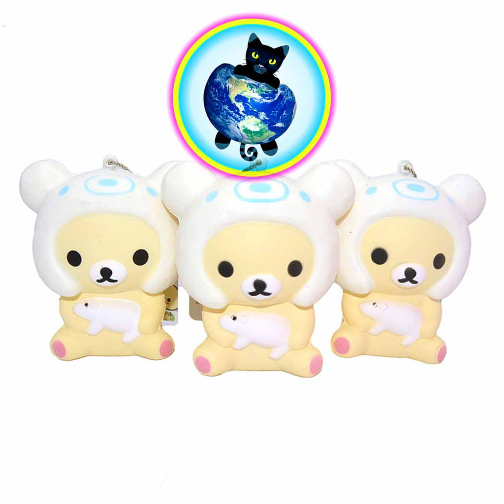 Rillakuma and Friend Squishies