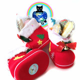 Santa's Boot Squishy Grab Bag