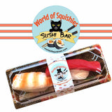 World of Squishies Sushi Gift Set