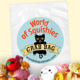 Wrld of Squishies 6-piece Grab Bag