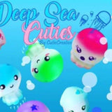 Cutie Creative Jumbo Deep Sea Cuties Squishies