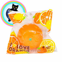 iBloom Orange Squishy in Packaging