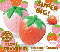iBloom I Love Strawberry Super Big Squishies
