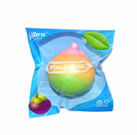 Kiibru Galaxy Mangosteen Squishies - IMPERFECT