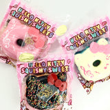 Sanrio Hello Kitty Donut Squishies
