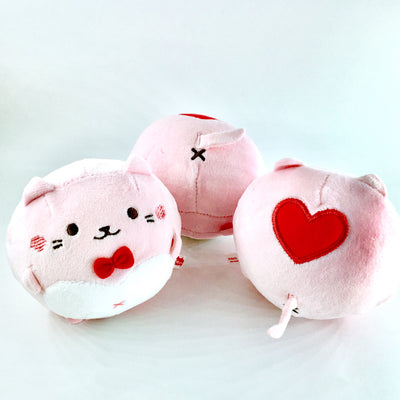 FUZZY Cat Squishy by PICNIC - Bubblegum scent!