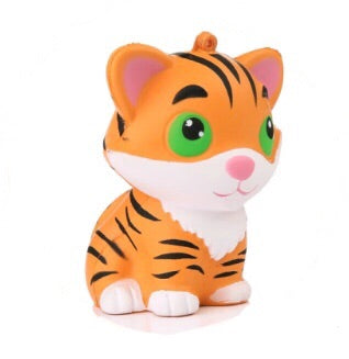 Tiger Cutie Squishy - IMPERFECT