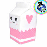 Ikuurani Jumbo Milk Box Squishy side view