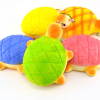 turtle bread squishy green
