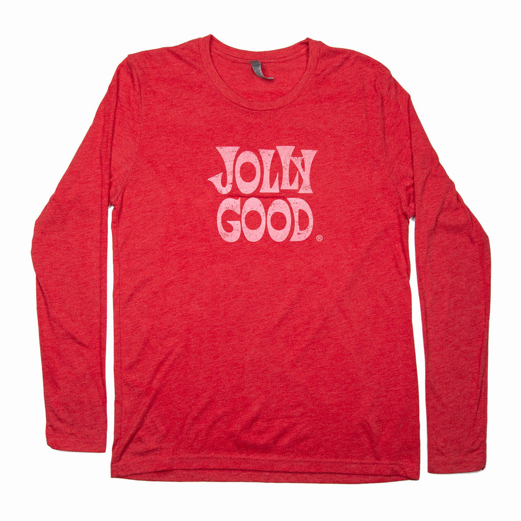 Jolly Good Tri-Blend Long Sleeve (Unisex)