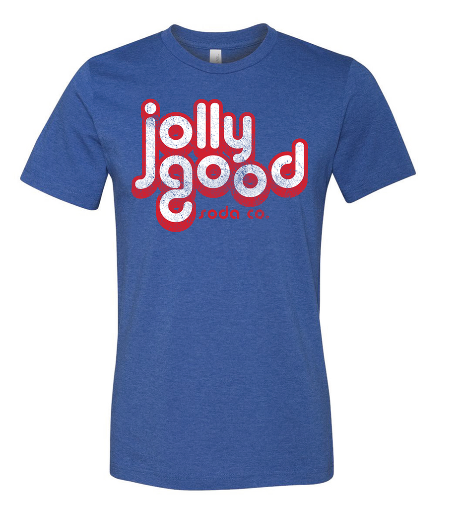 Jolly Good Red, White & Blue T-Shirt