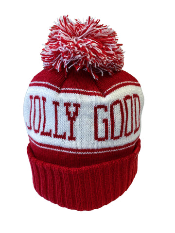 Jolly Good Winter Pom Hat