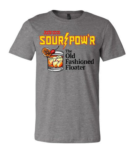 Old Fashioned Floater T-Shirt