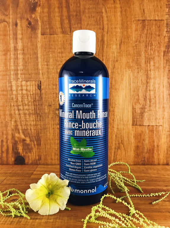 Mineral Mouth Rinse (473 ml)