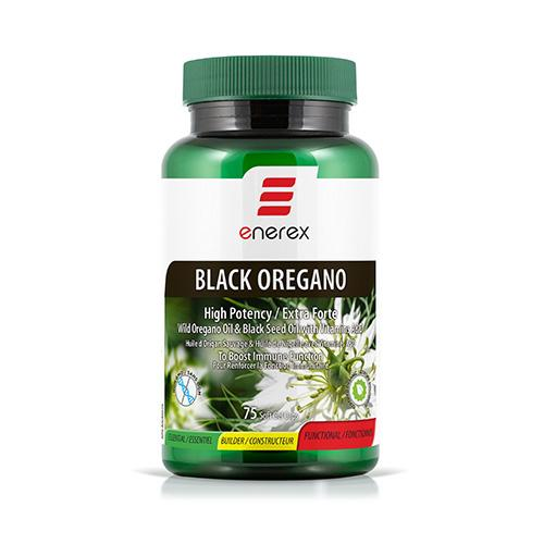 Black Oregano (available January 2019)