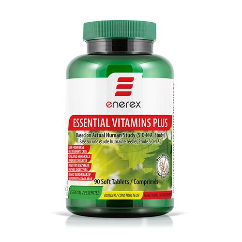 Essential Vitamins Plus (Sona Multi) (available January 2019)