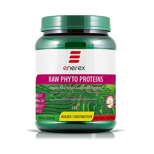 Raw Phyto Proteins (available January 2019)
