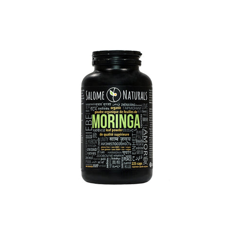 Organic Moringa Leaf Powder (tablets)