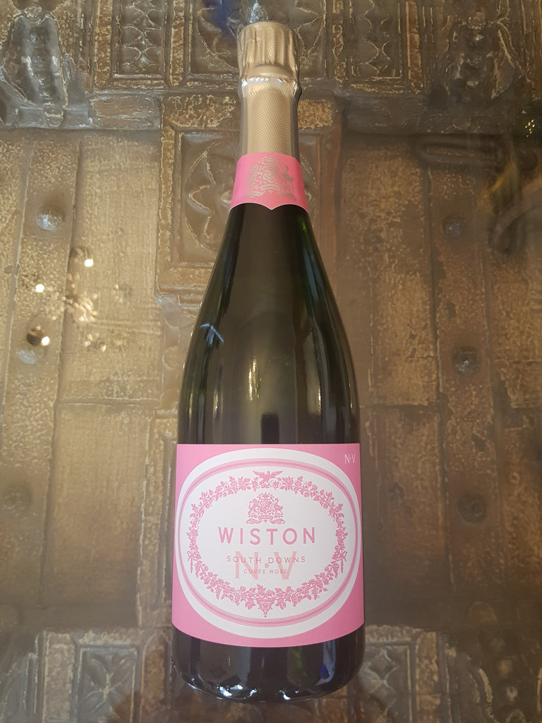 Wiston Rose English Sparkling Wine