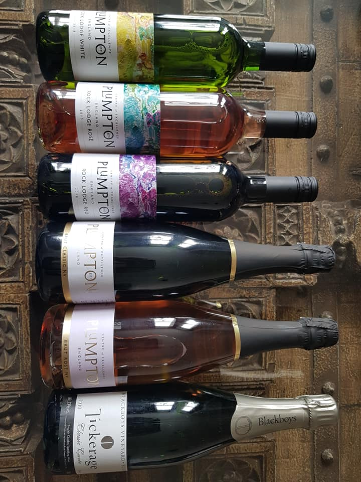 Explore new English Wines from 2018 vintage - the best vintage for over 25 years!
