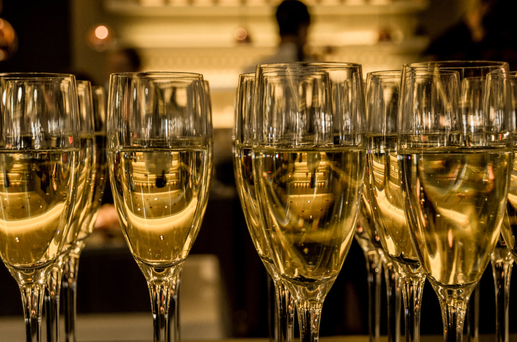 Michael Yeoman's Top Ten tips for serving the perfect sparkling wines this Christmas.