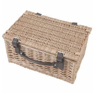 Wicker Hamper Basket - Made From Real Willow