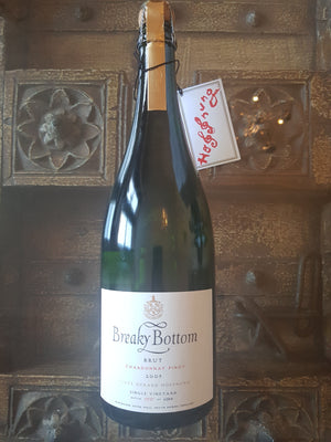 Breaky Bottom Sparkling Brut 2009 Vintage