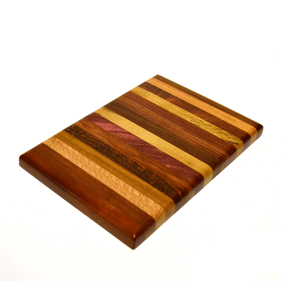 Wood Cutting Board - Congo Costa Rica