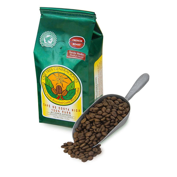 Gourmet Costa Rican Coffee - French Roast - Congo Costa Rica